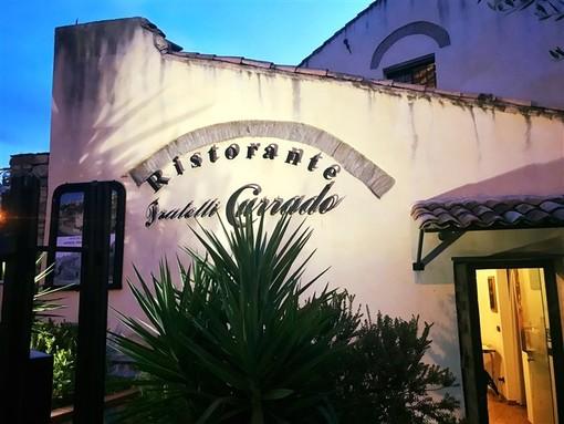 Sanremo: al Frantoio Currado per provare l'emozione di un'ottima cucina e un servizio elegante firmato da Luca Siragusa