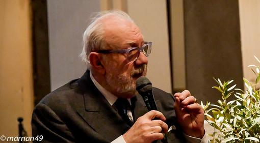 Lo scrittore Pier Franco Quaglieni ospite alla Sala dei Comuni della Provincia