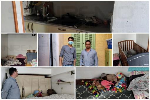 Sanremo: lancia l'appello per una casa e l'Assessore Pireri interviene immediatamente, la storia di Costel (Foto e Video)
