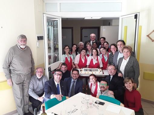 Vallecrosia: festeggiati giovedì scorso i 23 anni dall'apertura della Residenza per Anziani 'Casa Rachele' (Foto)