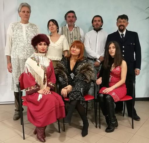 Ventimiglia: domani una serata di prosa al Teatro Comunale con lo spettacolo 'Fiabe d'Inverno'