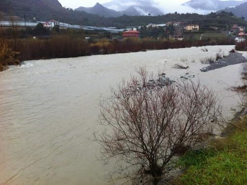 Ventimiglia: possibile innalzamento del fiume Roja, il Comune monitora la situazione