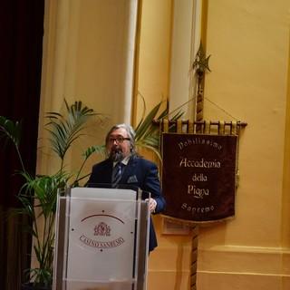 Sanremo: con la presentazione del 'Codice Giribaldi', Accademia della Pigna & Circolo Ligustico partecipano a San Romolo