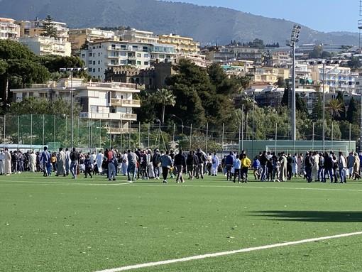 Sanremo: preghiera dei musulmani stamattina a Pian di Poma, lamentele dei residenti ma era autorizzata