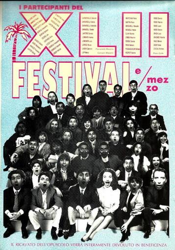 I 'Sanremezzi' tornano sulla scena e lo fanno 'on line' sul sito del Teatro Ariston con il 'Festival... e mezzo'