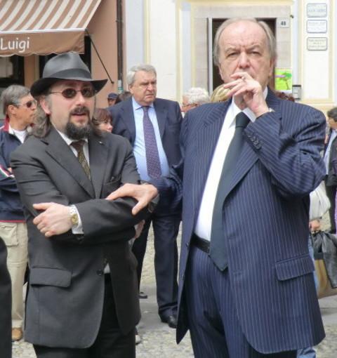 Sanremo: anche l'Accademia della Pigna ricorda Gabriele Boscetto uno dei primi 'Accademici'