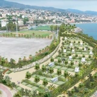 """Sanremo: annuncio del Sindaco Biancheri """"Aggiudicato in via definitiva il 'Green Park' di Pian di Poma"""""""