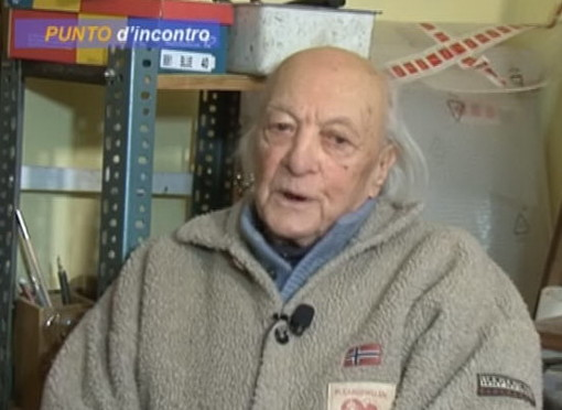 Lutto nel mondo della cultura: è morto questa mattina a quasi 92 anni Giovanni Berio 'Ligustro'