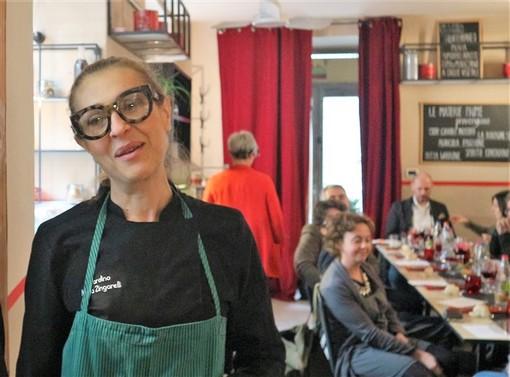 """Torino: nel """"Giardino veg"""" di Maria Zingarelli, dove le parole d'ordine sono """"no spreco"""" e """"impatto zero"""""""