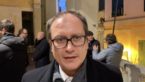 Giovanni Lunardon, capogruppo Pd in Liguria
