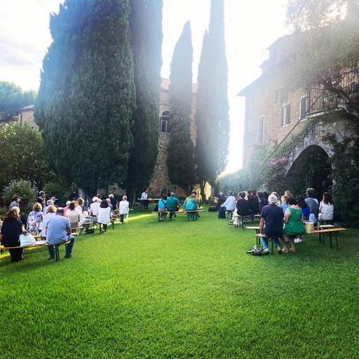 Bordighera: grande magia nel giardino di Irene Brin all'insegna della raffinatezza e della cultura (Foto)