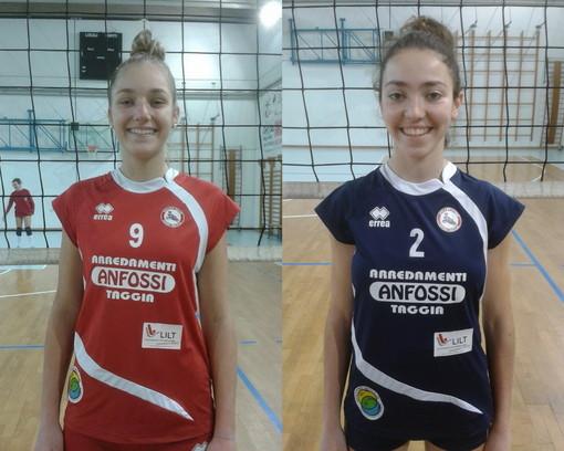 Pallavolo: campionato nazionale per due giocatrici del Volley Team Arma Taggia