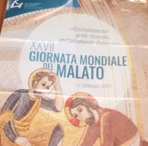 Pieve di Teco: festeggiata oggi alla Casa di Riposo 'Borelli' la Giornata mondiale del Malato'