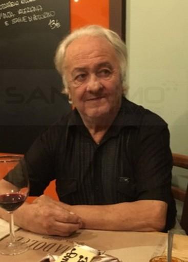 Vallecrosia: è morto all'età di 82 anni l'ex finanziere Giulio De Franceschi, il cordoglio della città