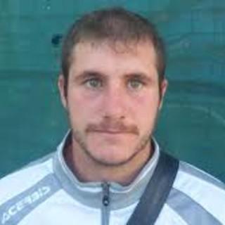 Giorgio Brizio, attaccante della Carlin's Boys