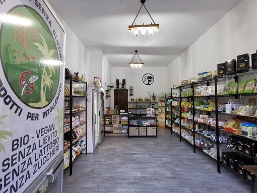 Ad Arma di Taggia ha aperto il primo negozio dedicato ai celiaci convenzionato ASL: 'Gluten Free Island' è la soluzione per diverse intolleranze alimentari
