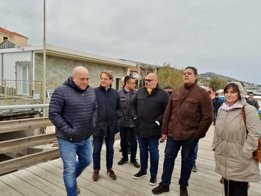 Nel 2020 Riva Ligure punta sui lavori pubblici: per il sindaco la formula vincente è la progettualità del Comune unita alla lungimiranza di Regione Liguria