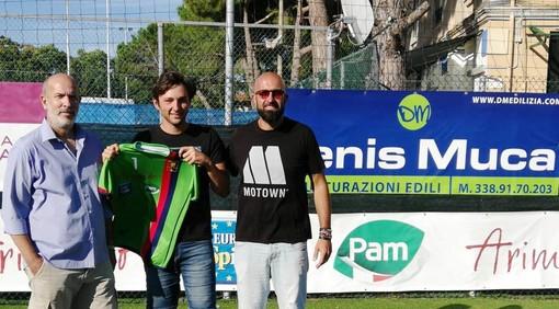 Calcio: il portiere Gabriel Ghiozzi in prestito dall'Andora al Golfodianese, torna in rossoblu