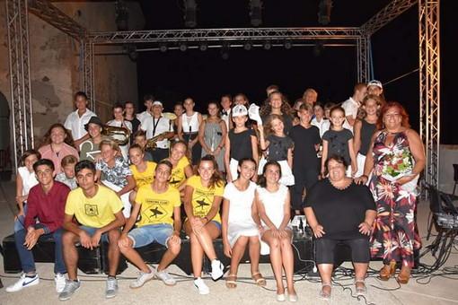 Ventimiglia: l'8 agosto scorso al Forte dell'Annunziata la serata dedicata ai 'Giovani talenti' (Foto)
