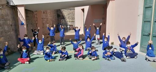 Sanremo: la Primaria 'Padre Semeria' di Coldirodi ha ricordato la Giornata Mondiale per la consapevolezza sull'autismo