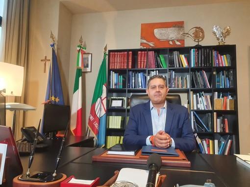 Ecco la giunta regionale Toti-bis: gli assessori della nostra provincia sono Piana, Berrino e Scajola (Video)