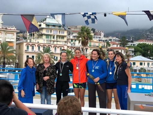 Sanremo: grande successo ieri per l'ultima tappa del campionato di Coastal Rowing (Foto)