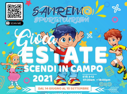 Con la Sanremo Rugby si aprono le iscrizioni al camp 'Gioca Estate - Scendi in campo 2021'