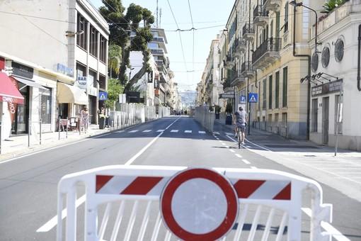 Milano-Sanremo l'8 agosto: tutto è andato nel migliore dei modi, pochi disagi anche grazie a 130 uomini sul campo