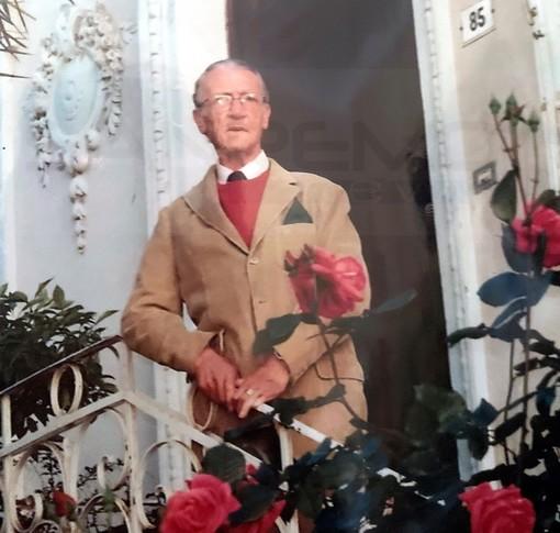 Sanremo: è morto il Dottor Giovanni Battista Conrieri, molto conosciuto anche come scrittore, giornalista e poeta