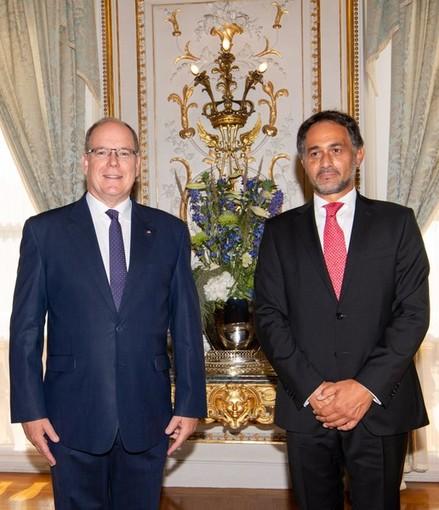 Incontro dei responsabili sindacali dei frontalieri e l'Ambasciatore a Monaco sui problemi dei pendolari