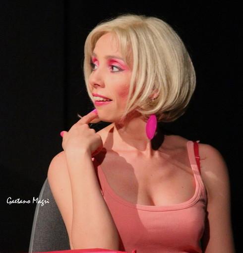 L'attrice imperiese Giorgia Brusco ha vinto ieri a Salerno il premio 'XS testi di scena'