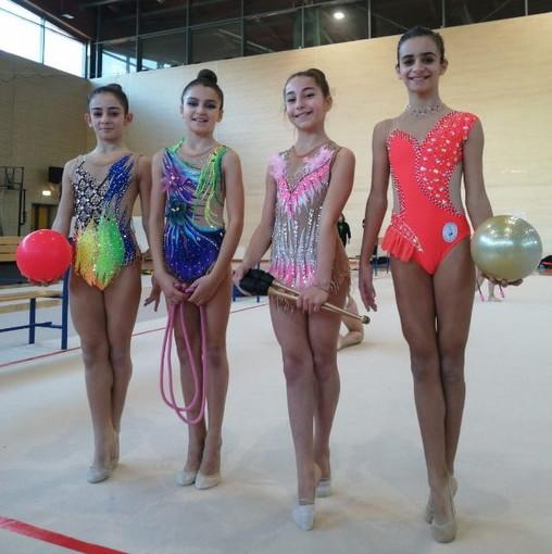 Ginnastica: i risultati della 'Riviera dei Fiori' alla 1a prova del campionato regionale 'Silver'