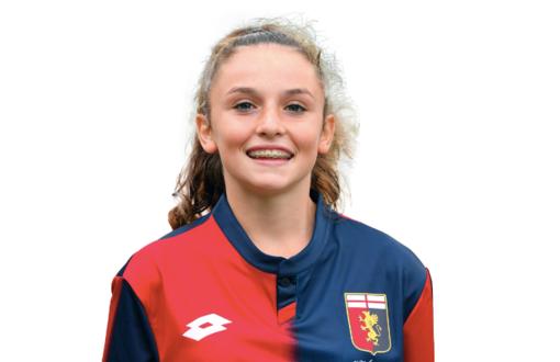 C'è anche Giulia Trasatti di Riva Ligure tra le azzurrine della Nazionale Under 16 di calcio femminile