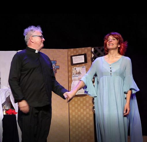 Sanremo: successo al Teatro del Casinò per 'Go Maccinin!' dell'Officina Teatrale sulla Strada di Grock di Imperia