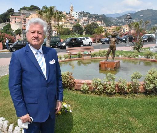 Gaetano Scullino, sindaco di Ventimiglia
