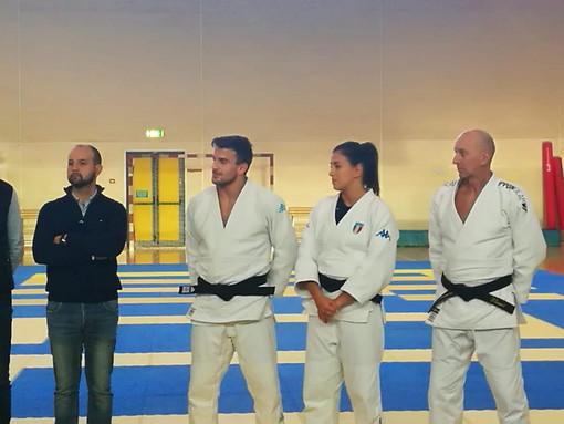 """Imperia, grande giornata di Judo con Andrea e Alessia Regis. L'assessore Vassallo: """"Momento d'oro per lo sport a Imperia"""""""