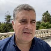 Giuseppe Faraldi, assessore a Turismo e Manifestazioni del Comune di Sanremo