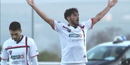 """Calciomercato Serie D. Sanremese, colpo in attacco con l'ingaggio di Giacomo Romano: """"Darò tutto per questa maglia"""""""