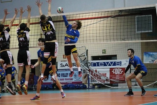 """Volley maschile. Grafiche Amadeo Sanremo promosso in Serie C: """"Grande soddisfazione, l'obiettivo è quello di formare una squadra competitiva"""""""