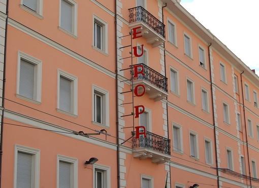 Sanremo: il 15 febbraio chiude l'hotel Europa di fronte al Casinò, la famiglia Lagorio in trattative per l'acquisto