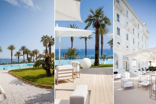 Sanremo: inaugurato il 1° febbraio scorso il 'Miramare the Palace' è da oggi un '5 Stelle Lusso'