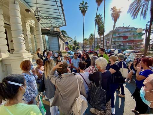 Sanremo: una petizione di associazioni e partiti di sinistra per dire no alla privatizzazione di 'Casa Serena'