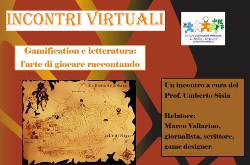 Un'interessante iniziativa di DaD: 'Gamification e letteratura' per gli studenti del 'Ruffini-Aicardi' di Sanremo