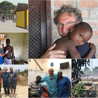 Le immagini delle missioni in Sierra Leone