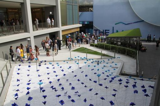 L'inaugurazione di The Mall Sanremo