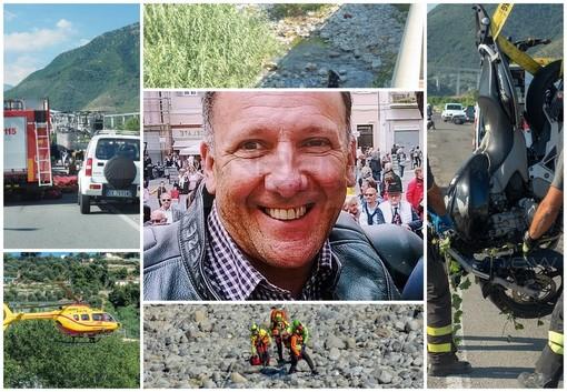 Incidente sulla superstrada a Taggia: è morto il motociclista di 56 anni ricoverato al Santa Corona
