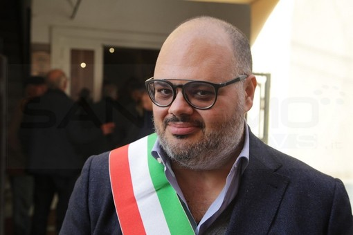 Giorgio Giuffra, sindaco di Riva Ligure
