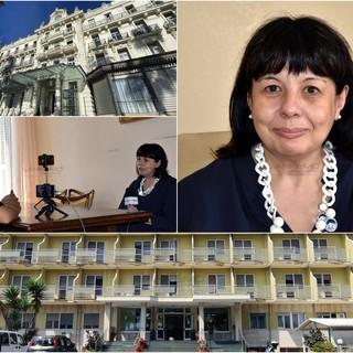 Il nuovo segretario generale del Comune di Sanremo, Stefania Caviglia