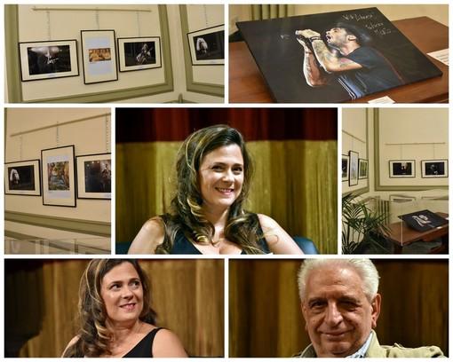 Sanremo: inaugurata questa sera al Casinò la mostra fotografica di Angela Perri, proseguirà fino al 22