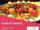 Venerdì prossimo appuntamento con la serata 'Paella e Sangria' a 'La Caletta' di Bussana